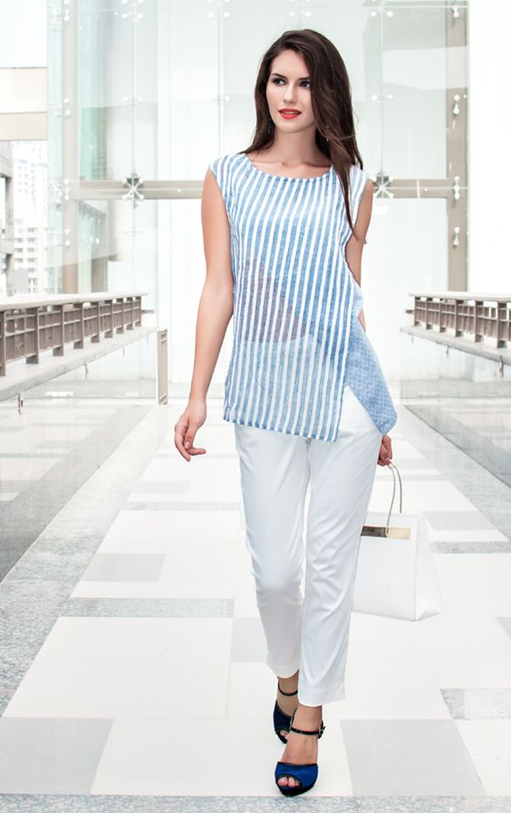 SELUNE Cotton Top