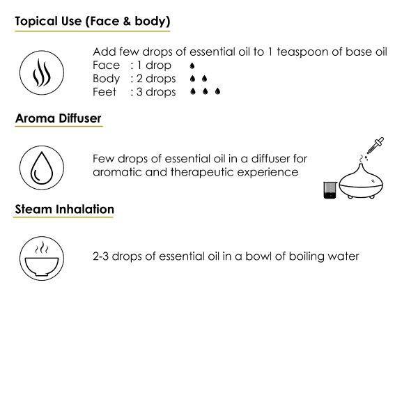 Ashwagandha Essential Oil - 10 ml