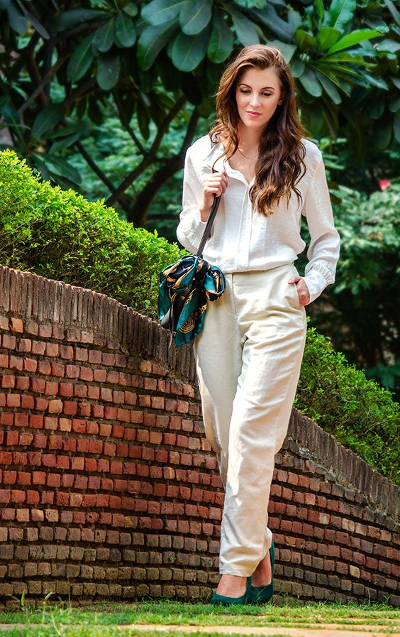 SIERRA Linen Trouser