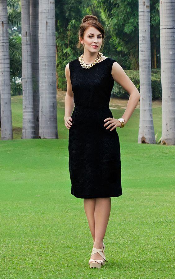 VERONICA Viscose Dress