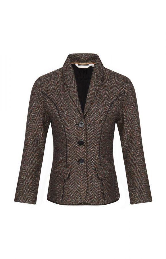 CADENZA Tweed Jacket